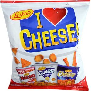 Leslies I Heart Cheese 50g