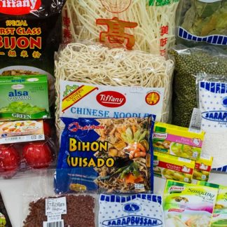 Cooking Powder and Assorted Goods