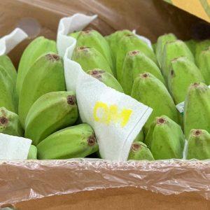 Green Banana, Green Mango and Vegetables