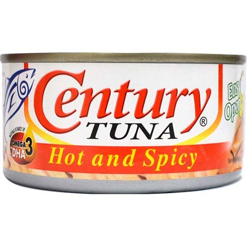 Century Tuna Flakes Hot And Spicy 180g