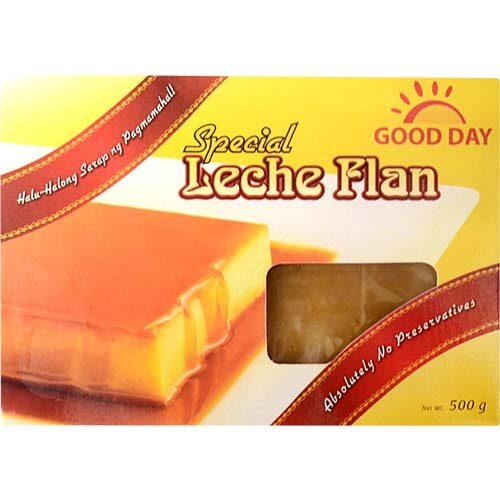 Good Day Leche Flan 500g