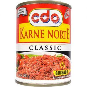 CDO Karne Norte Guisado 260g