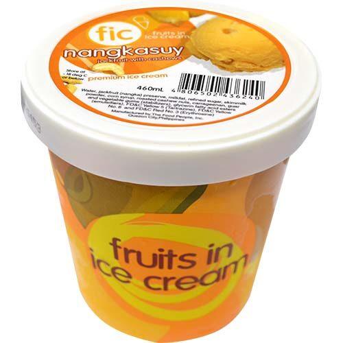Fruits in Ice Cream Nangkasuy (S) 460ml