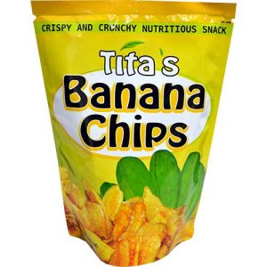 Titas Banana Chips 100g