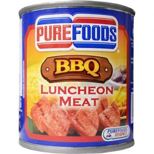 Purefoods Luncheon Meat BBQ 215g