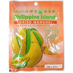 Philippine Islands Dried Mangoes 70g