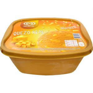 Selecta Quezo Real Ice Cream 1500ml