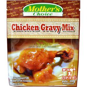 Mother's Choice Chicken Gravy Mix 30g