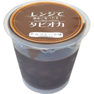 Frozen Tapioca Chocolate Flavor 115g