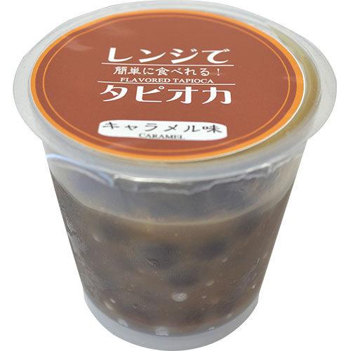 Frozen Tapioca Caramel Flavor 115g