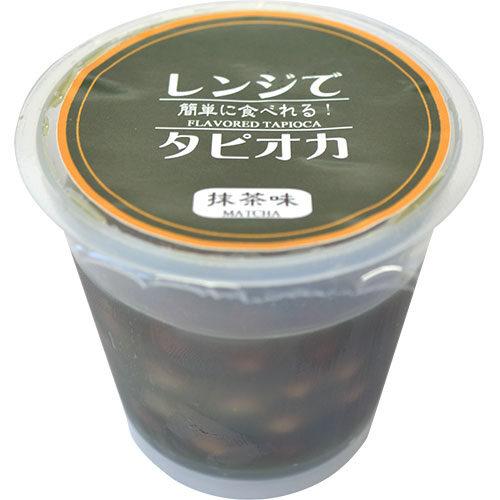 Frozen Tapioca Macha Flavor 115g