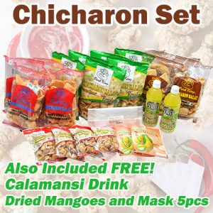 Chicharon Set