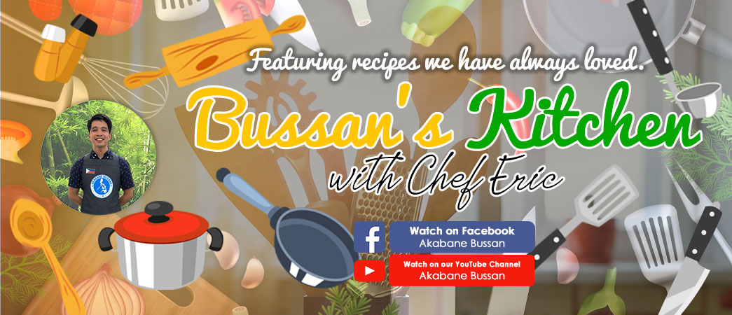 bussan's kitchen with chef eric